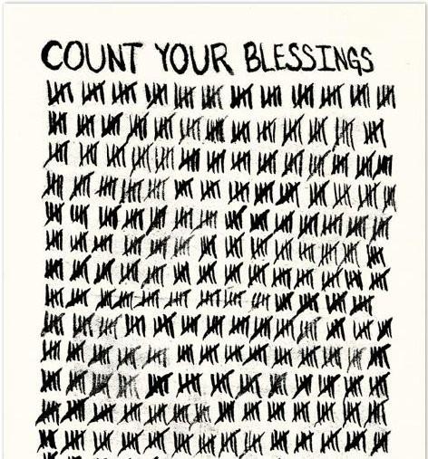 Blessings September Resolutions